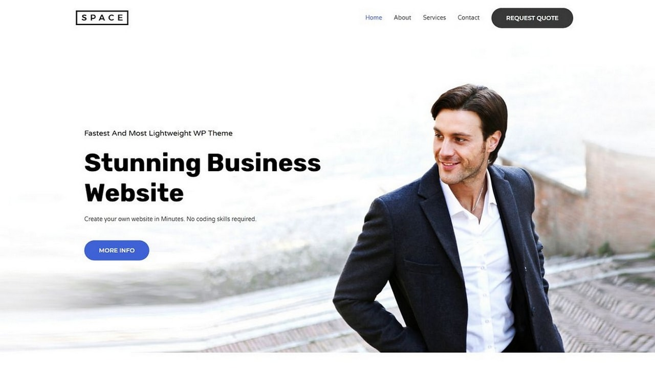 Agency S Home Page 1280 x 720