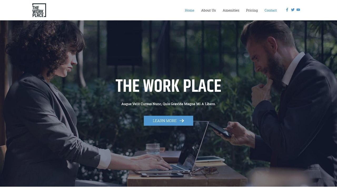 Co-Working Spaces S Home Page 1280 x 720