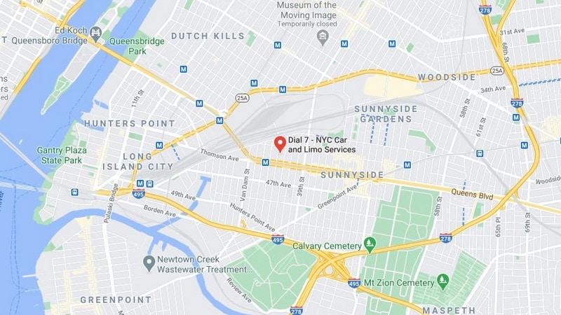 Street Map Generic New York 800 x 450