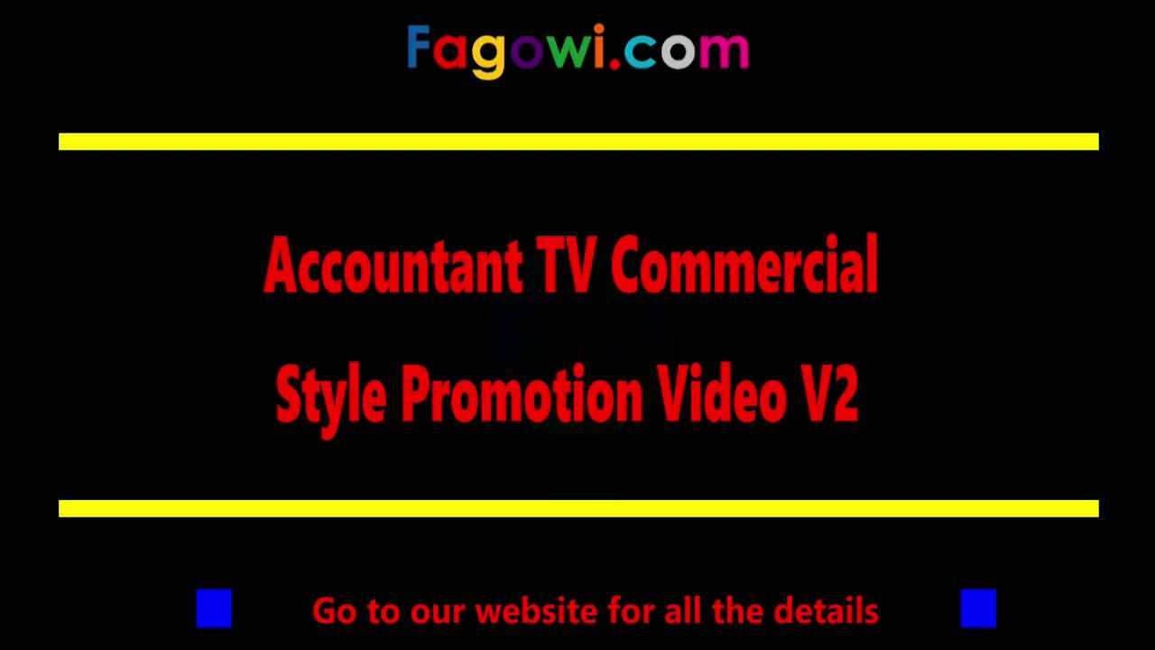 Accountant V2 Thumbnail Example By Fagowi Spokesperson Video 1280 x 720 Compressed