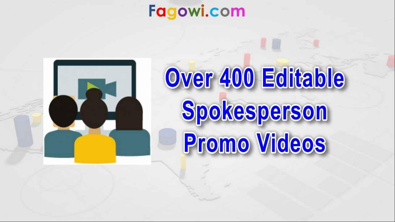 Thumbnail 9 - Spokesperson Video Promo W Fagowi Text Logo Compressed 1280 x 720